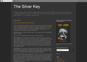 thesilverkey.blogspot.com