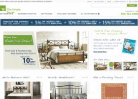 thesimplebedroomfurniturestore.com