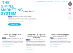 thesimplemarketingsystem.com