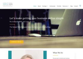 thesimplewebcompany.com