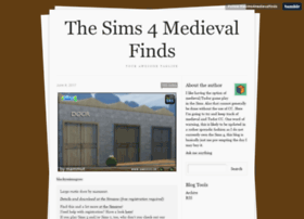 thesims4medievalfinds.tumblr.com
