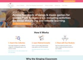 thesingingclassroom.com