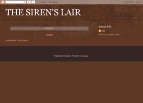 thesirenslair.com