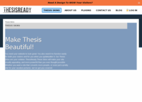 thesisready.com