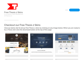 thesisthemes.com