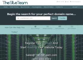 thesiteteamserver.com