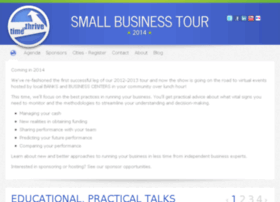 thesmallbusinesstour.com