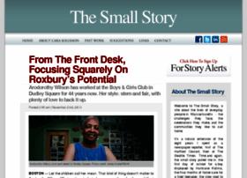 thesmallstory.com