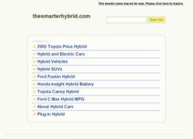 thesmarterhybrid.com