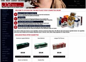 thesmokelesscigarettes.us