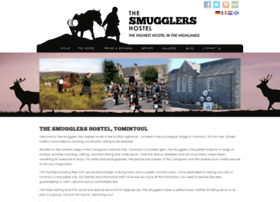 thesmugglershostel.co.uk