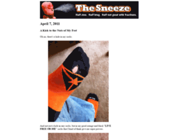 thesneeze.com