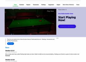 thesnookerclub.com