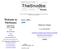 thesnooze.com