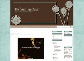 thesnoringqueen.blogspot.com