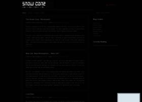 thesnowcone.blogspot.com