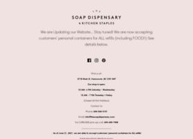thesoapdispensary.com