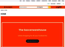 thesoccerwarehouse.com