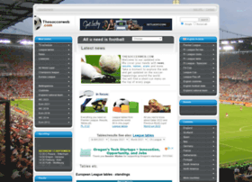 thesoccerweb.com