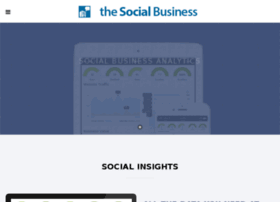 thesocialbusiness.com