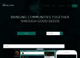 thesocialcoin.org