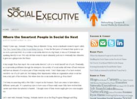 thesocialexec.com