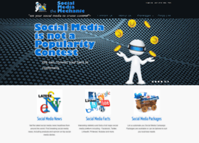 thesocialmediamechanic.com
