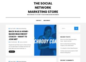 thesocialnetworkmarketingstore.com
