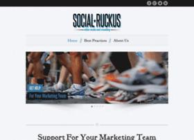 thesocialruckus.com