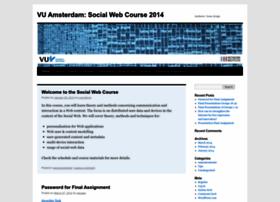 thesocialweb2014.wordpress.com