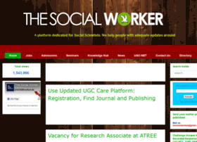 thesocialworker.in