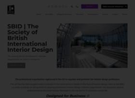 thesocietyofbritishinteriordesign.com
