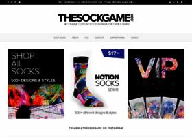 thesockgame.com