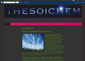 thesoichem.blogspot.com