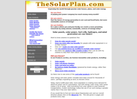 thesolarplan.com