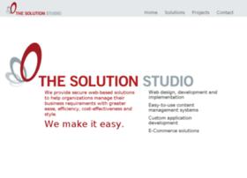 thesolutionstudio.com