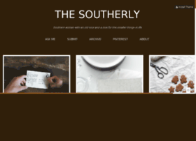 thesoutherly.tumblr.com