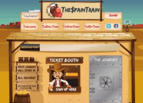 thespaintrain.co