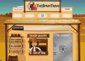 thespaintrain.com