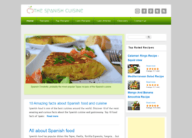 thespanishcuisine.com