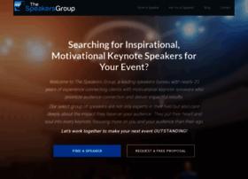 thespeakersgroup.com