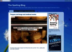 thespellingblog.blogspot.com.au