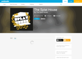 thesplathouse.podomatic.com