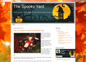thespookyyard.blogspot.com