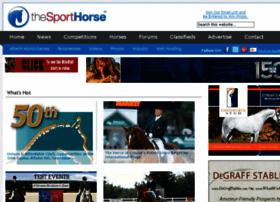 thesporthorse.com