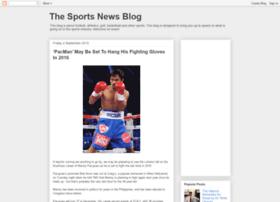 thesportnewsportal.blogspot.com