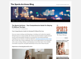 thesportsarchivesblog.com