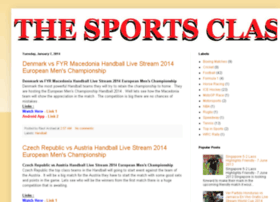 thesportsclash.blogspot.in