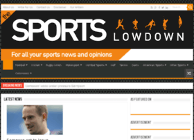 thesportslowdown.co.uk