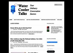 thesportsreporterpresentswatercoolertalk.wordpress.com